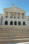 Portuguese National Assembly, Lisbon, Portugal — Stock Photo
