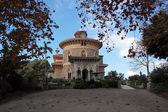 Palace of Monserrate, Sintra, Portugal — Zdjęcie stockowe
