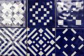 Azulejos, piastrelle portoghesi — Foto Stock