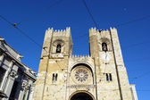 Cathedral, Lisbon, Portugal — ストック写真