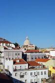 National Pantheon, Lisbon, Portugal — 图库照片