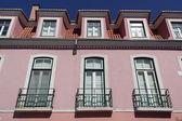 Ancien bâtiment, lisbonne, portugal — Photo