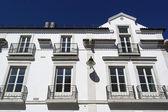 Old building, Lisbon, Portugal — Stockfoto