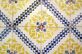 Azulejos, portugalský dlaždice — Stock fotografie