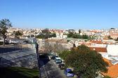 Widok na lizbonę, portugalia — Zdjęcie stockowe