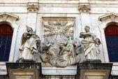 Estrela Basilica, Lisbon, Portugal — Stock Photo