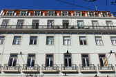 Old building, Lisbon, Portugal — Stock Photo