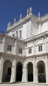 Monastery of Saint Vincent cloister, Lisbon, Portugal — 图库照片