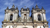 Monastery of Alcobaca, Alcobaca, Portugal — Stock Photo