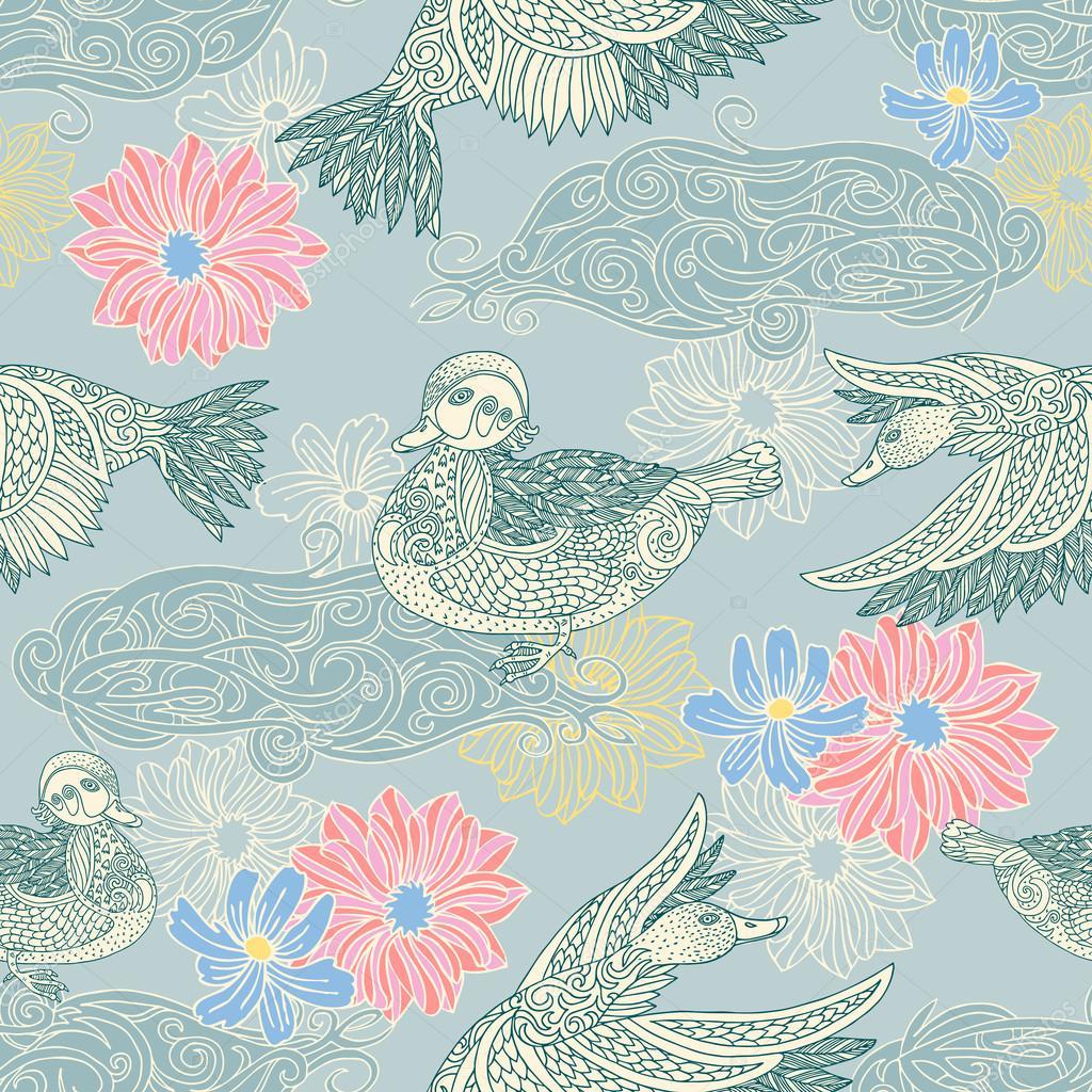 Colorful vintage background patterns - photo#28