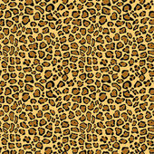 Vintage background, leopard skin, exotic style fashion seamless pattern, artistic wallpaper, creative fabric, wrapping with graphic elements for design — Stock Vector