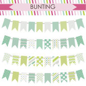 Bunting — Stock Photo