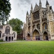The Westminster Abbey, London — Stock Photo #12032664