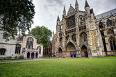 The Westminster Abbey, London — Stock Photo