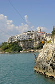 Vieste. Gargano. Puglia — Stock Photo