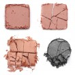 Eye shadow crushed on white — Stock Photo #14914283
