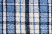 Tartan plaid wool fabric — Stock Photo