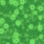Christmas wrapping paper with snow star. — Stock Photo