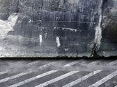 Cuarto oscuro grunge. fondo digital para los fotógrafos de estudio. — Foto de Stock