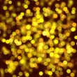 Gold spots bokeh background — Stock Photo #16090235