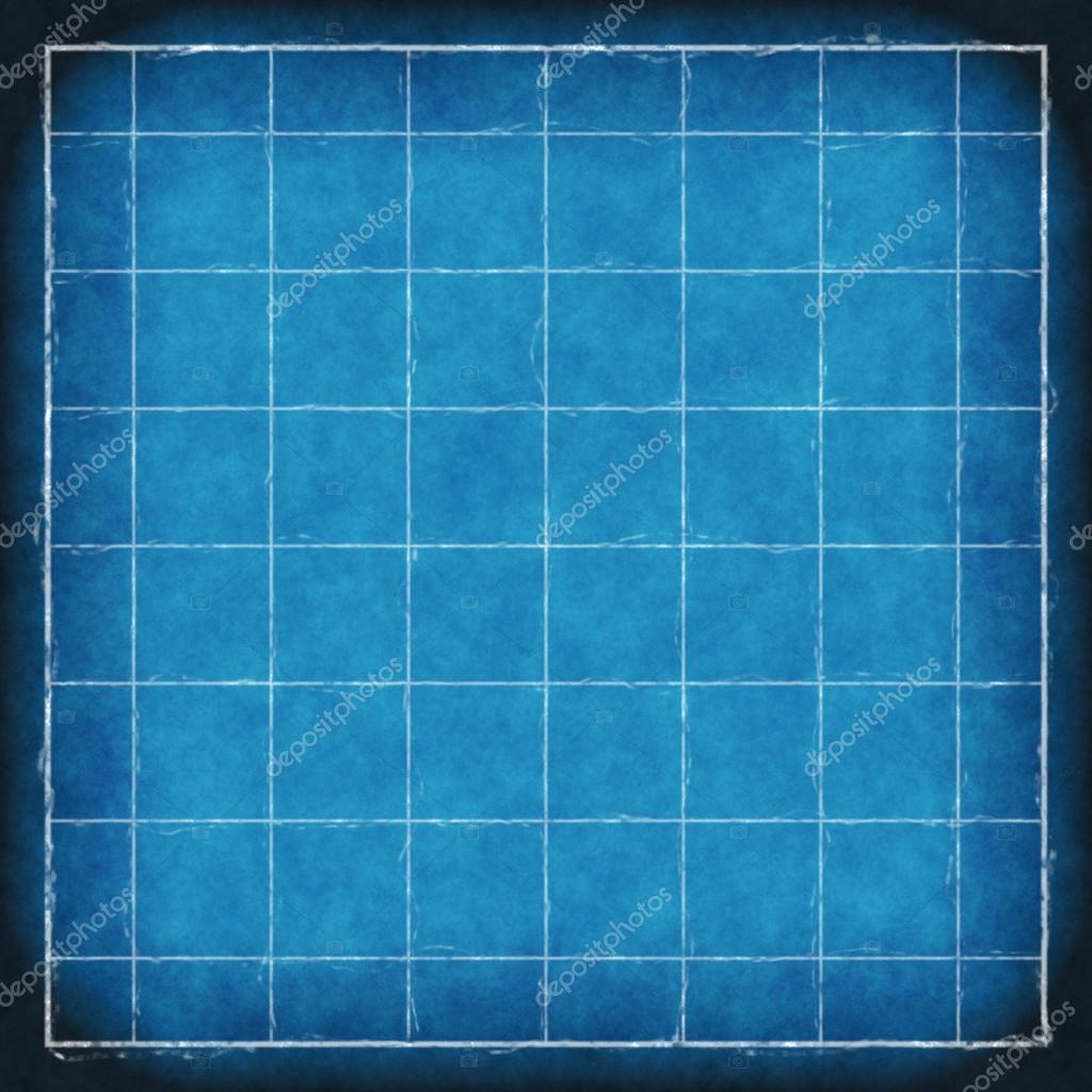blank blueprint background