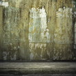 Street grunge wall. Digital background for studio photographers. — Stock Photo