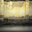 Street grunge wall. Digital background for studio photographers. — Foto de Stock