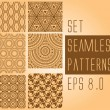 Royalty-Free Stock Vector Image: Patterns