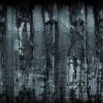Blue Metallic Rusty Grunge Background — Stock Photo #12016739