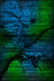 Green and Blue Grunge — Stock Photo