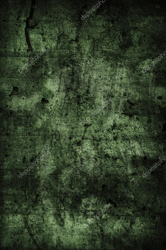 Dark Green Grunge Background — Stock Photo © bartrow #12016263
