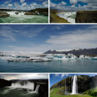 Iceland Postcard — Stock Photo