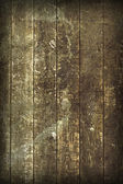 Vintage Wood with cracks and damages — Stock Photo