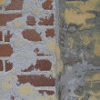 Old Grungy Wall Background Texture — Stock Photo
