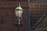 Vintage Street Lamp — Stock Photo