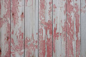 Damaged Red Wood Texture — Stock Photo
