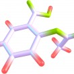 Molecule of Aspirin — Stock Photo #36827835
