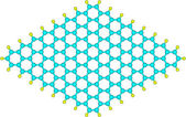 Graphene Nanoribbon — Stock Photo
