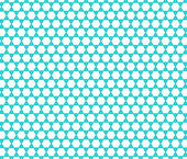 Graphene Sheet on white — Stock Photo