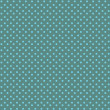 Green with blue dots seamless pattern — Stock Photo #13677613
