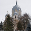Church in Ternopil, Ukraine - Stock Photo