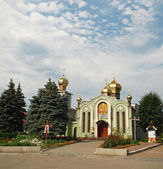 Small church, Cherkasy, Ukraine — Stock Photo