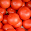 Photo of very fresh tomatoes pattern — Stock Photo