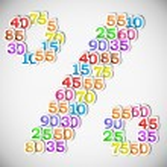 Colorful sale discounts set vector illustration — Stock Vector