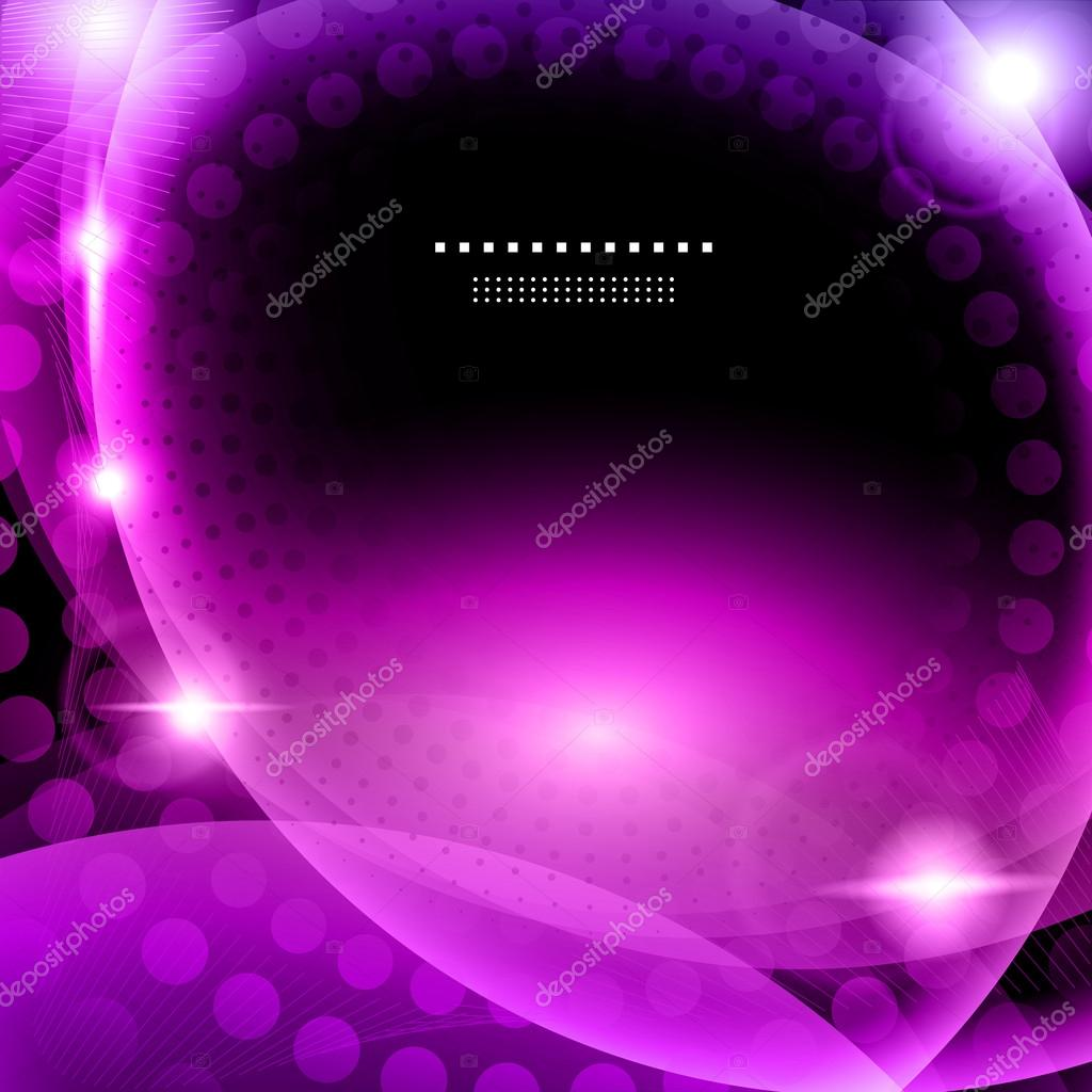 Shiny purple abstract background eps10 vector illustration — Stock Vector #20758255
