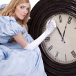 Princess changing time — Stock Photo #12088799