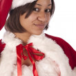 Santa's helper — Stock Photo #29556621