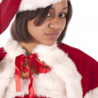 Santa's helper — Stock Photo