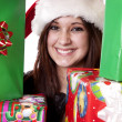 Happy gifts — Stock Photo