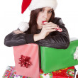 Presents stick — Stock Photo #29582879